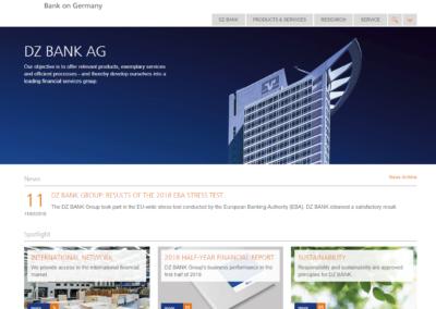 DZ BANK – Upgrade